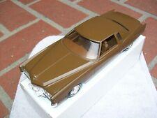 1972 Cadillac Eldorado Promo N/Mint
