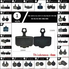 Bicycle Bike Disc Brake Pads FOR SRAM AVID FORMULA Shimano HAYES TEKTRO MAGURA