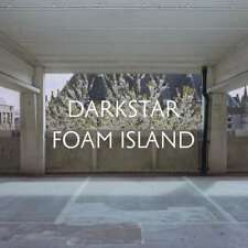 Darkstar - Foam Island NEW CD (PRE REL 25 SEP)