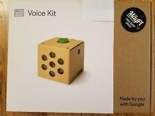 Google AIY Projects Voice Kit - Includes MagPi Essentials Free Guide - NEW