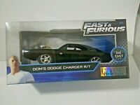 Fast & Furious Dom's Dodge Charger R/T Collectors Series Die-Cast 1:32 Scale New