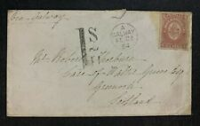 Newfoundland Pence Cover Used