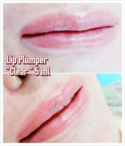 "City Cosmetics CITY LIPS ""Clear "" Lip Treatments 4.9 ml Sealed New Packaging"