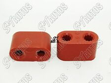 2 x Rubber Exhaust Hanger Mount for HOLDEN Commodore VT VU VX VY VZ