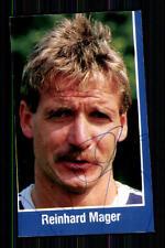 Reinhard magri VfL Bochum Kicker immagine originale firmato + a 86350