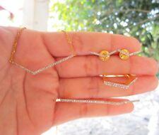 1.61 Carat Diamond Yellow Gold Set 18K sepvergara