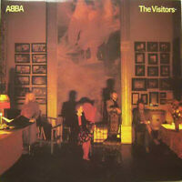 Abba, The Visitors, Vinyl LP. EPC 10032, VERY GOOD CONDITION