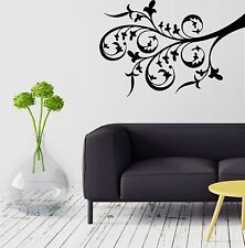 Wall Decal Tree Branch Beautiful Patterns Room Home Vinyl Stickers (ig2833)