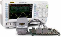 Rigol MSO1074Z KIT - 70 MHz Mixed Signal Oscilloscope with Logic Probe (4 Analog
