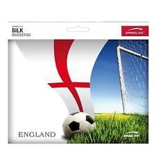SPEEDLINK SILK GLIDE MOUSEPAD MOUSE MAT ENGLAND FOOTBALL DESIGN (SL-6242-FE08)