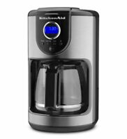 KitchenAid® Refurbished 12 Cup Coffee Maker, RKCM111OB