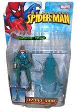 Marvel Amazing Spider-Man Series Hydro-Man With Pump 'N Squirt Action Toy Biz