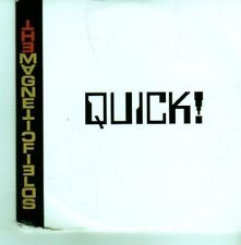 (CX677) The Magnetic Fields, Quick! - 2012 DJ CD