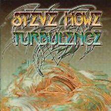 STEVE HOWE - Turbulence (CD, 1991) Bill Bruford