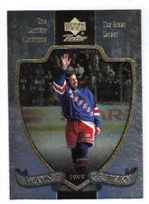 99-00 UD Upper Deck McDonalds Wayne Gretzky #GR81-5
