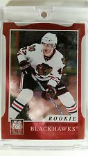 2011-12 Panini Elite Brandon Saad RC #266 Red Die Cut SP 18/25