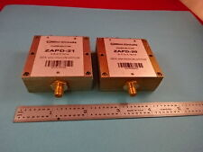 Mini Circuits Splitter Lot Zapd-21 -20 Ghz Microwave Rf Frequency As Is #19-A-26