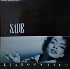 SADE~DIAMOND LIFE~G/FOLD~EPC 26044~1984 UK VINYL LP~EXCELLENT +