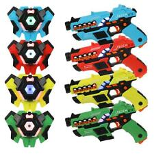 Set of 4 Infrared Laser Tag Guns Blaster Battle Toy Gift For Kids and Adults