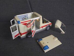 Playmobil 4221 Rettungstransporter Krankenwagen Rettung Ambulance