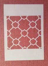 2238 Schablonen Muster Wandtattoo Stencil Leinwand Textilgestaltung Airbrush