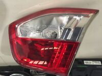 RENAULT FLUENCE 2010~on PRIVILEGE 2.0L, AUTO, RIGHT TAILLIGHT ON BOOTLID X38