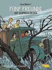 Fünf Freunde 4: Fünf Freunde auf Schmugglerjagd von Enid Blyton (2020, Gebundene Ausgabe)