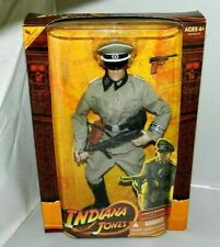 "Indiana Jones German Officer Last Crusade 12"" Figure New Sealed Hasbro"