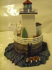 Harbour Lights Cold Spings Ny Collector Society Lighthouse #533 Members 2001
