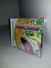 Dreamcast - Sega Bass Fishing version americana