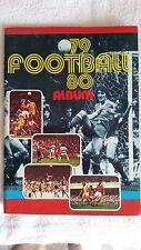 Vintage Rare 1979 / 80 Football Album Autocollant 79 / 80 par Transimage Ltd