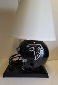 Atlanta Falcons full size helmet lamp NEW