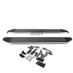 "Fit 11-18 Toyota Sienna Xl30 5.25"" Black Coated Side Step Running Board Nerf Bar"