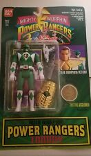 Vintage Mighty Morphin Power Rangers Auto Morphin Tommy Green Ranger Sealed 1994