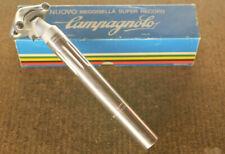 Vintage NOS NEW NIB Campagnolo Super Record 25.0 seatpost Alan Vitus Guerciotti