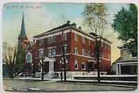 Orillia Ontario Canada Postcard YMCA 1910