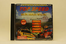 Top Speed Add-On Toolkit For Racing Simulation Games (PC,1997)