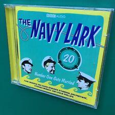 NAVY LARK VOL. 20 BBC Radio Comedy 2-CD Number One Gets Married Leslie Phillips