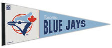 TORONTO BLUE JAYS 1970s-Retro Cooperstown Collection MLB Premium Felt PENNANT