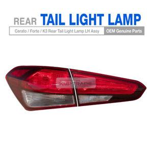 OEM Parts Tail LED Light Lamp Left Assy For KIA 2017-2018 Cerato Forte K3 Sedan
