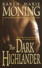 The Dark Highlander (The Highlander Series, Book 5) by Moning, Karen Marie, Good