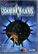 Anarchy Online & Notum Wars & Shadowlands - Brand New Sealed DVD-Box - PC-MMORPG