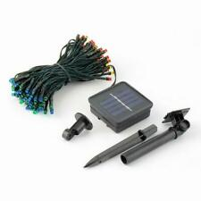 The Perfect Company 100 LED String Solar Light - Multicolor