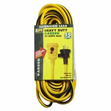 15m or 25m HPM Heavy Duty Garden Extension Lead 10A 240v
