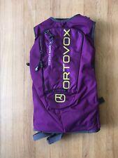 Ortovox Backpack Powder Rider 18 Snowboard Ski Pack Purple