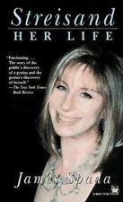 Streisand: Her Life Spada, James Mass Market Paperback