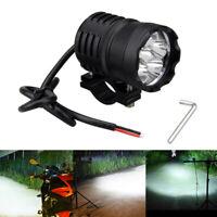 60W Motorcycle Motorbike LED Spot Light Headlight Fog Driving Lamps Waterproof