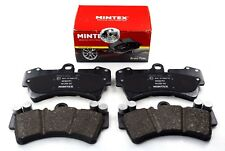 MINTEX FRONT AXLE BRAKE PADS AUDI PORSCHE VW MDB2751 (REAL IMAGE OF PART)