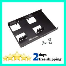 "desktop computer case Corsair Dual SSD Mounting Bracket 3.5"" CSSD-BRKT2"