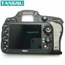 For Nikon D600 D610 Back Cover Rear Base Shell + LCD Screen Display Button Flex